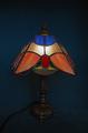 五角形型ランプ(青)