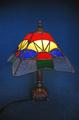 五角形型ランプ(初日の出・山)
