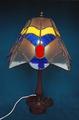 五角形型ランプ(蝉凧)